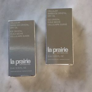 2x La Prairie Cellular Swiss Ice Crystal Dry Oil